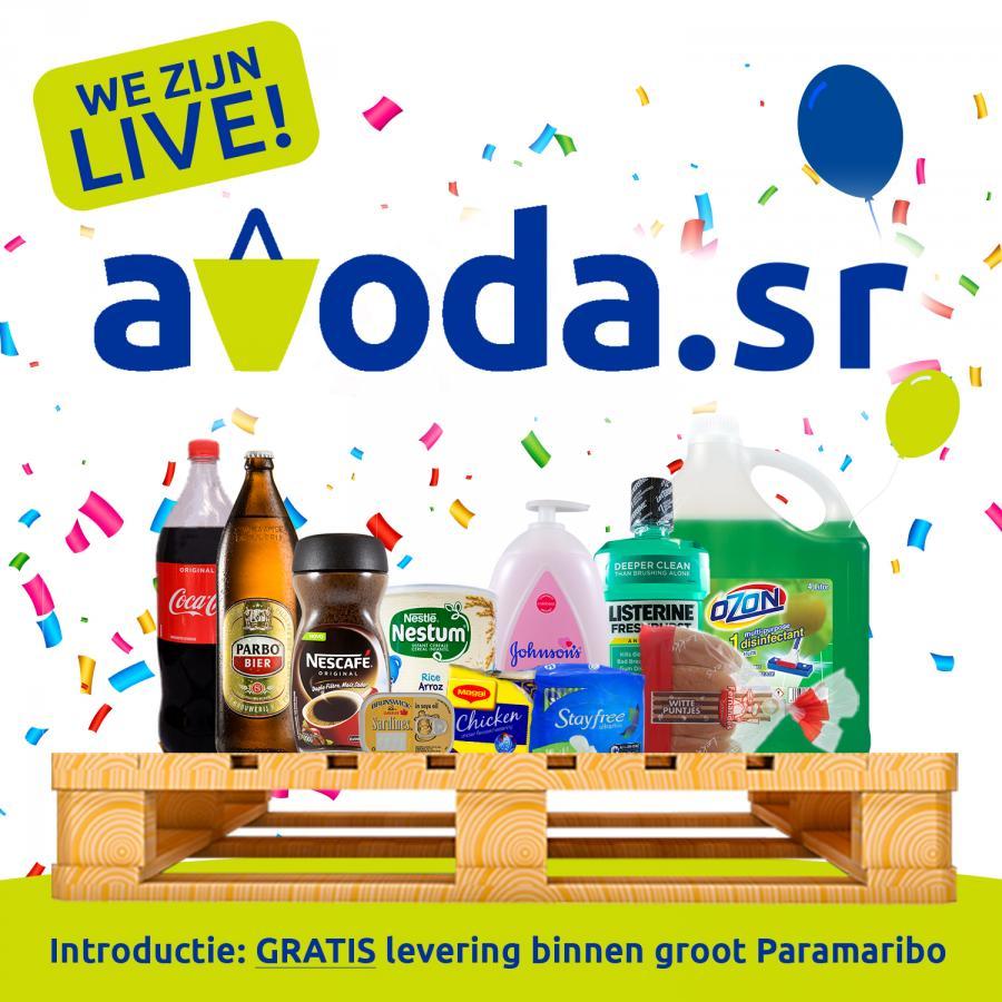 Avoda is LIVE!