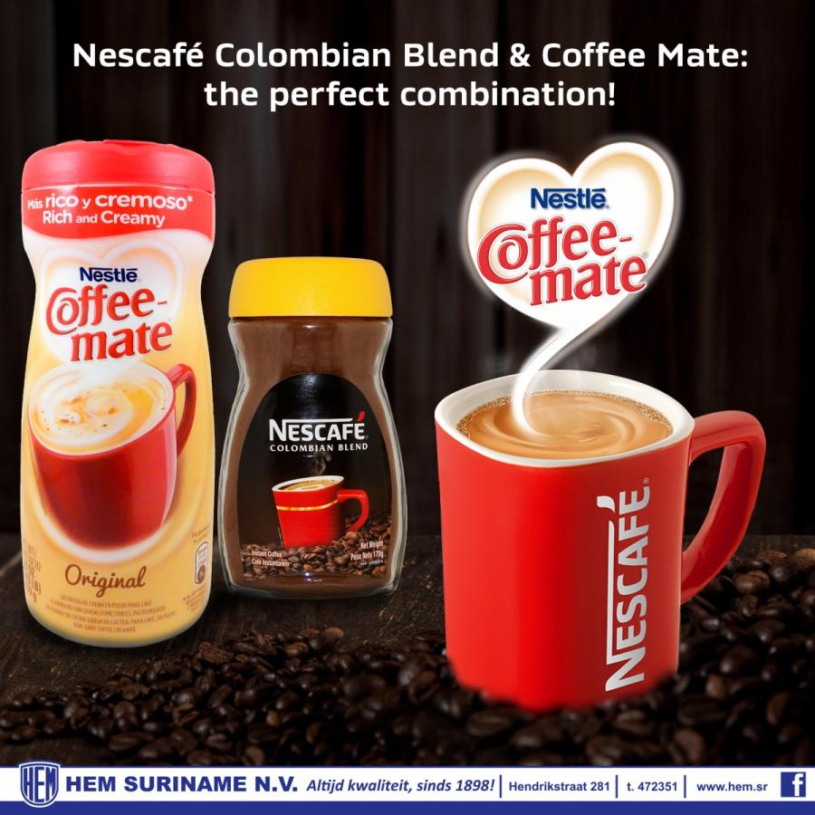 Nestle Coffemate Colombian Blend